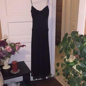 The sexy little black dress